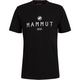 Mammut Sloper T-Shirt Men black print 4